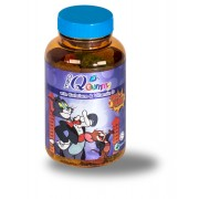 1Q® Gummy with Calcium & Vitamin D