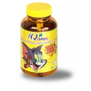 1Q® Gummy with Cordyceps, Lysine & Vitamin C