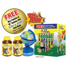 T & J Promo Pack 2014 (World Club) - Free Tom & Jerry Coin Bank
